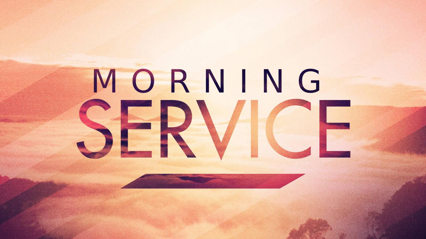 Sunday Morning Early Service